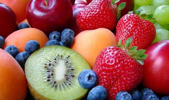 frutta in natura